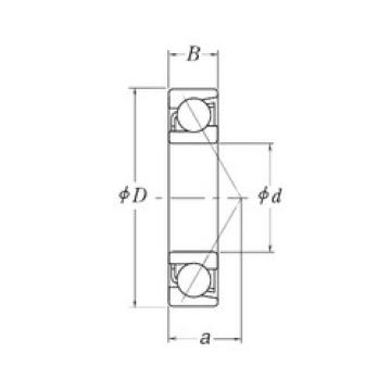 Rodamiento LJT1.1/8 RHP