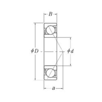 Rodamiento LJT2.3/4 RHP