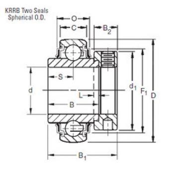 Rodamiento 1103KRRB3 Timken